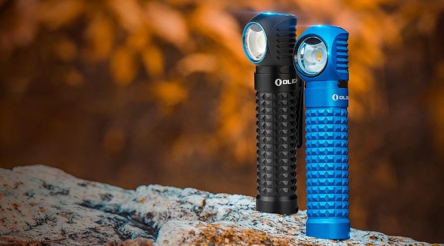 Нові моделі ліхтарів Olight