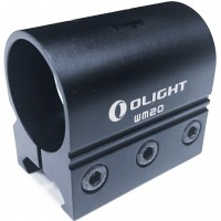 Кріплення Olight WM20 на Weaver/Picatinny
