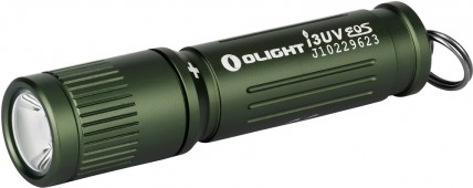 Ліхтар Olight I3UV EOS OD Green