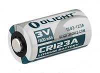 Батарея Olight CR123A 1600 mAh 3V